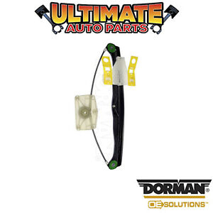 Dorman: 749-697 - Power Window Regulator - No Motor
