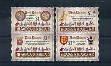 Cook Islands 2015 MNH Magna Carta 800th Anniv 4v Set Foundation Liberty