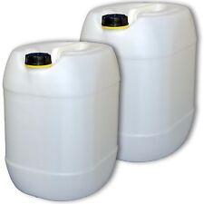 2 x 30 l Wasserkanister, Kanister, Camping,Behälter,NEU (2x22001)