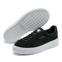 PUMA Suede Platform Women's Sneakers Women Shoe Sport Classics