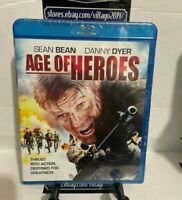 Age of Heroes  Blu-ray, Region A, Widescreen, Action, Sean Bean, Danny Dyer