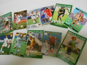 Lot of 11 Kids Sports Illustrated trading Soccer Cards MLS Stars ⚽