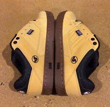 DVS Ignition Size 5.5 Tan Nubuck Militia Tracker Heir Havoc Skate BMX DC MOTO