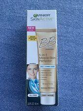 Garnier SkinActive BB Cream 5IN1 Miracle Skin Perfector Light/Medium 2oz
