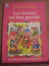 Les trois petits Cochons, les contes qui font grandir/ Editions Hemma, 1997