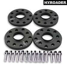 4pc 15mm Hubcentric Wheel Spacers 5x100 & 5x112 for VW Jetta 1999-2017 All Model