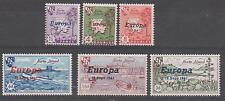Herm Island 1961 Europa Set UM