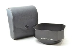 [Near Mint] Pentax 6x7 Metal Lens Hood w/Case for Takumar 105mm f/2.4 Lens #0120