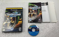 Need for Speed: Underground 2 (Nintendo GameCube, 2004) Tested Working