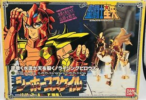 Saint Seiya Seahorse Baian Poseidon Vintage  Bandai 1988 Japan US Seller
