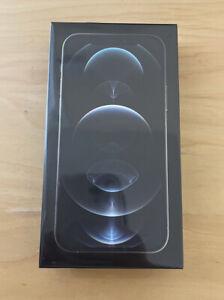 BRAND NEW SEALED Apple iPhone 12 Pro-128GB Silver Unlocked 1 YEAR APPLE WARRANTY
