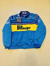 Authentic BENETTON  F1 Michael Schumacher formula 1 jacket Sparco