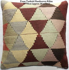 Handmade Geometric Decorative Cushions & Pillows