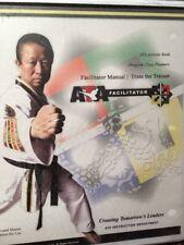 ATA Taekwondo Facilitator Manual With DVD.