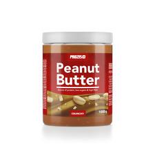 Burro di Arachidi 1000g-sanzo additivi proteico spuntino vegan ricco di proteine