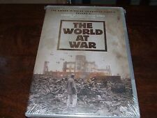 Lot of 4 the world at war DVDs A&E volume 3 5 6 8 academy award winner oliver *