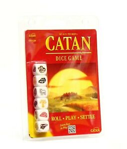 Catan Dice Game 3120 Klaus Teuber for Mayfair Games - BRAND NEW - FREE SHIPPING!