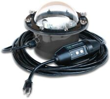 Underwater Light Weather Resistant with Deep Green Glow for Salt or Freshwater