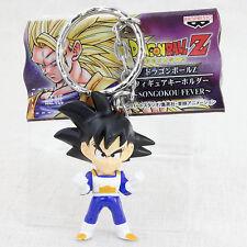 Dragon Ball Z Son Gokou Saiyan Battle Suit Figure Key Chain JAPAN ANIME MANGA