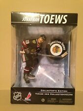 Mcfarlane NHL Jonathan Toews Exclusive Chicago Blackhawks figure.Mint Rare