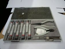 Facom  Boxed Screwdriver and Plier Set - Immaculate condition.
