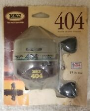 Zebco 404 Fishing Reel With 15lb Line