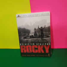 *Sealed* Sylvester Stallone Rocky - 2-Disc Collector'S Edition Dvd *Brand New