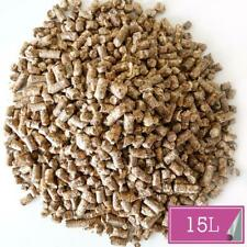 CatCentre® 15L Ultra Hygienic Pine Wood Pellets Cat Kitten Litter Absorbs Odours