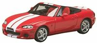 MARK43 1/43 Mazda Roadster NB8C RS II 2000 Striped Decal Classic Red