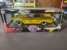 M2 Machines Auto-Drags 1957 Chevy Bel Air Hardtop 1/24 Scale Diecast