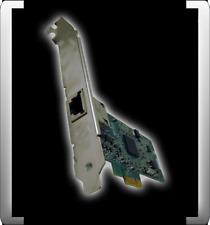 BROADCOM BCM-95722A2202G PCIe NETZWERKKARTE 10/100/1000Mbit/s NETZWERKADAPTER OK