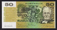 Australia R-508. (1983) Fifty Dollars - Johnston/Stone..  UNC