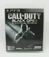Sony PS3 PLAYSTATION - Call Of Duty Noir Ops II Square Enix Japanese Version