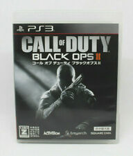 Sony PS3 Playstation - CALL OF DUTY Black OPS II Square Enix Japanese Version