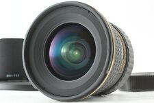 【MINT】Tokina AT-X PRO 12-24mm f/4 (IF) DX Wide Zoom AF Lens For Nikon F + Hood