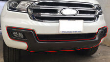 FRONT BUMPER COVER FOR ALL NEW FORD EVEREST ENDEAVOUR 2015 - 2017