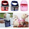No Pull Navy Sailor Dog Harness&Leash Puppy Pet Safety Walk Strap Collar Vest