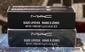 M·A·C Glaze Lipstick - Rouge A Levres - 3g/0.1 OZ - Hot Tahiti