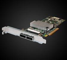 LSI MegaRAID SAS 9280-8e (LSI00205) | SATA+SAS+SSD RAID-Controller + HBA | 25152