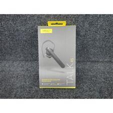 Jabra Talk 45 Mono Bluetooth Headset, Up to 6 Hour Calls, HD Voice
