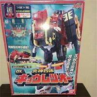 Bandai Engine Sentai Go-onger DX KYOURETSU-OH Power Rangers RPM F/S JAPAN