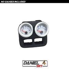 96 00 Honda Civic - Dual Gauge Pod 52mm (OEM) Driver Side Vent Trim