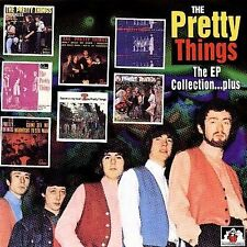 THE PRETTY THINGS EP Collection... PLUS  See For Miles Records CD UK import NEW