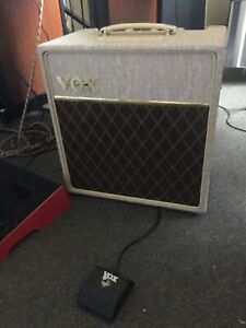 Vox AC4HW Hand Wired Tube Amplifier Guitar Tweed