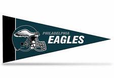 "New NFL Philadelphia Eagles Mini Pennant  9""x4"" (22 x 9 1/2 cm) Made in USA"