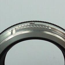 Vivitar anello T4 mount raccordo per fotocamere CANON EOS EF adapter ring - 5713