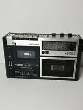 Vintage Rare! Magnavox Model Ar496 Am/Fm Cassette Recorder