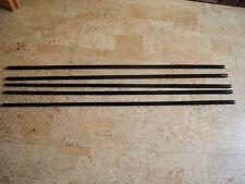 5 original alte Spazierstock Stöcke Fachausdruck Schuss. Gesamtlänge 97 cm