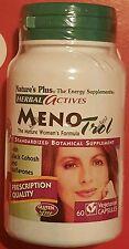 Herbal Actives Meno Trol - 60 Kapseln - neu & ovp in Folie vegetarisch Menopause