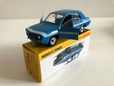 1/43 Dinky Toys Atlas Renault 12 Gordini Bleu 1424G Collection Neuf